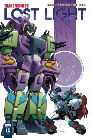 The Transformers: Lost Light #15 (10 Copy Cover)