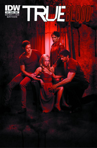 True Blood #11 (Subscription Cover)