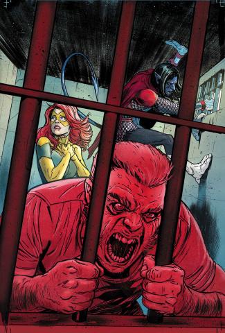 Extraordinary X-Men Annual #1