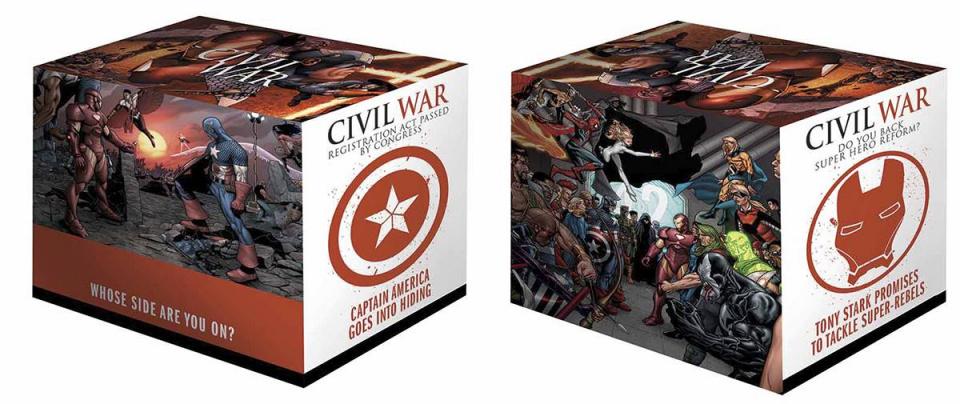 Civil War (Box Set Slipcase)