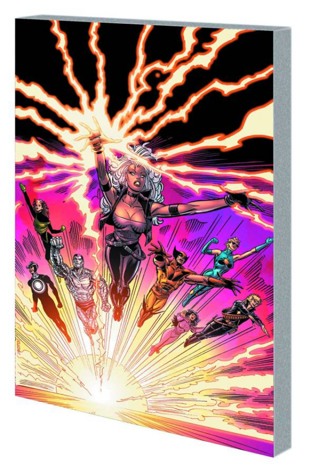 X-Men: Fall of the Mutants Vol. 1