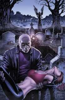 Grimm Fairy Tales: Inferno - Resurrection #1 (Metcalf Cover)