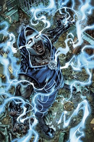 Grimm Fairy Tales: Godstorm - Hercules Payne #1 (Tolibao Cover)