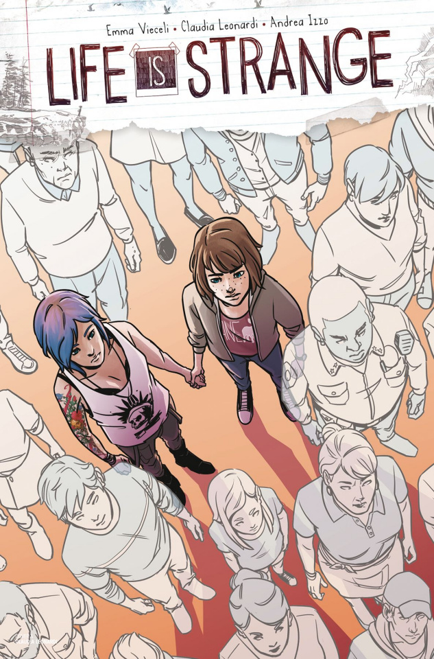 Life is Strange #2 (Leonardi Cover)