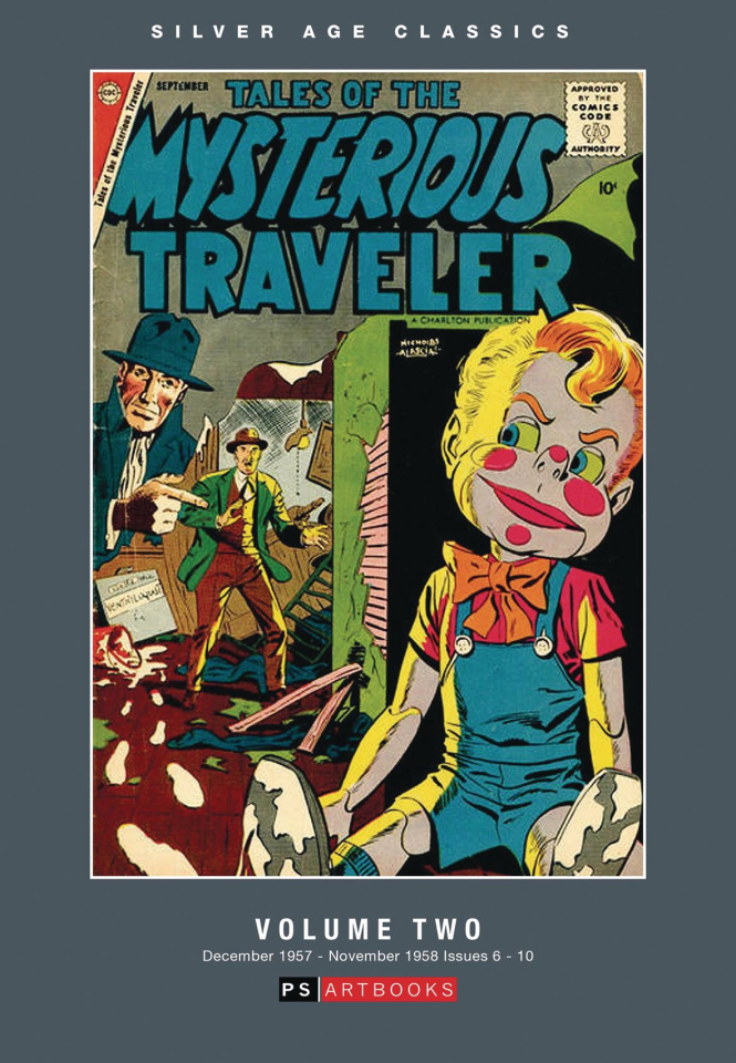 Tales of the Mysterious Traveler Vol. 2