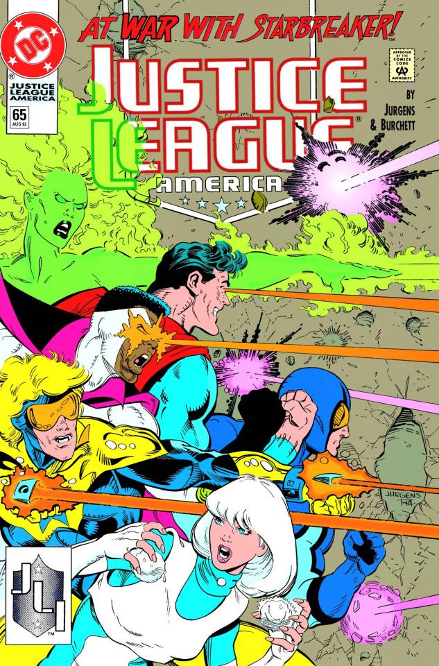 Superman & The Justice League of America Vol. 1