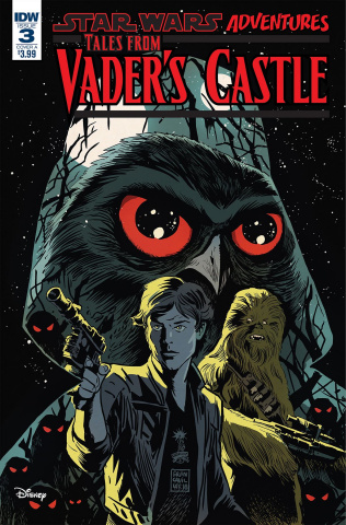 Star Wars: Tales From Vader's Castle #3 (Francavilla Cover)