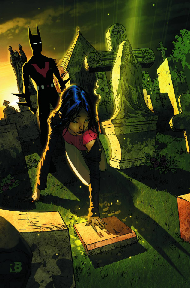 Batman Beyond Unlimited #14