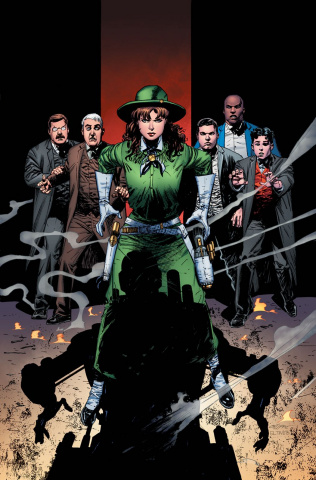 Rough Riders: Riders on the Storm #2