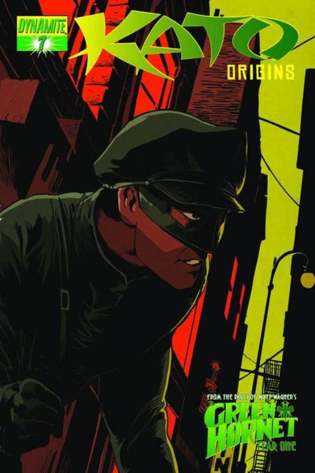 Kato Origins: Way of the Ninja #7