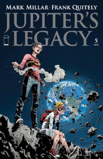 Jupiter's Legacy #5 (Fegredo Cover)