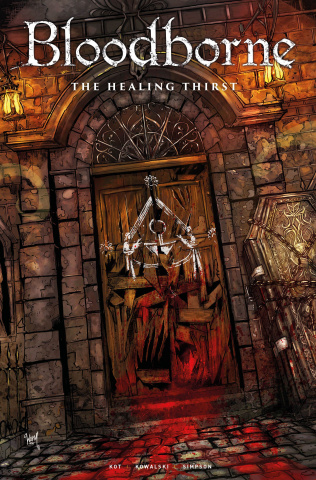 Bloodborne #6 (Worm Cover)