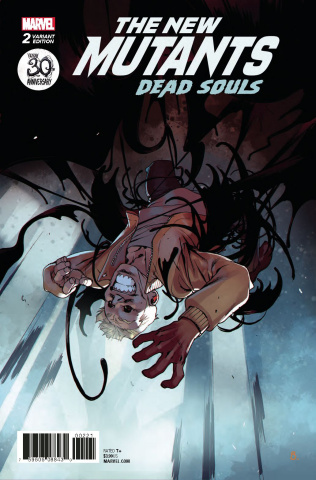 The New Mutants: Dead Souls #2 (Venom Cover)