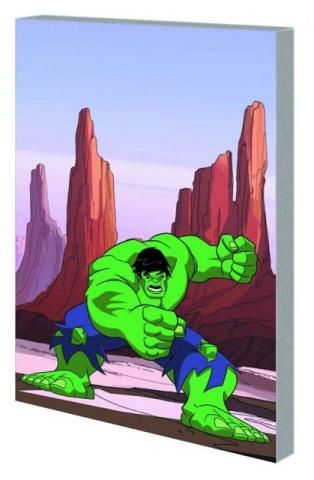 Hulk and Fantastic Four Digest