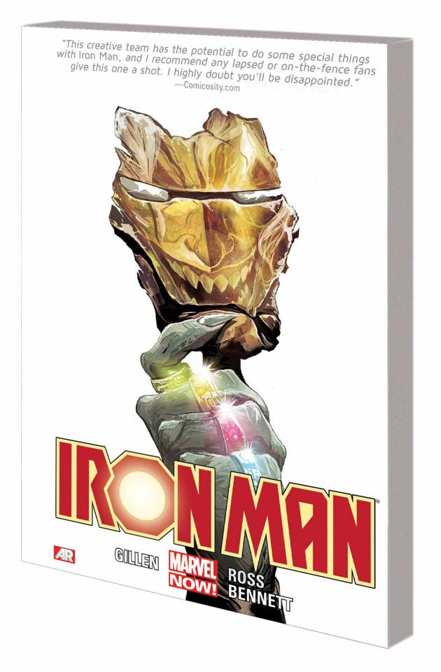 Iron Man Vol. 5: Rings of the Mandarin