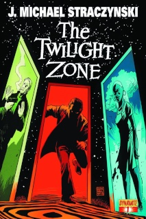 The Twilight Zone #1 (50 Copy Francavilla Silver Cover)