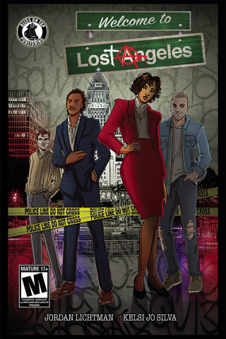 Lost Angeles #1