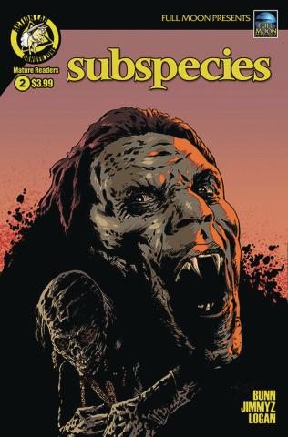 Subspecies #2 (Smith Cover)