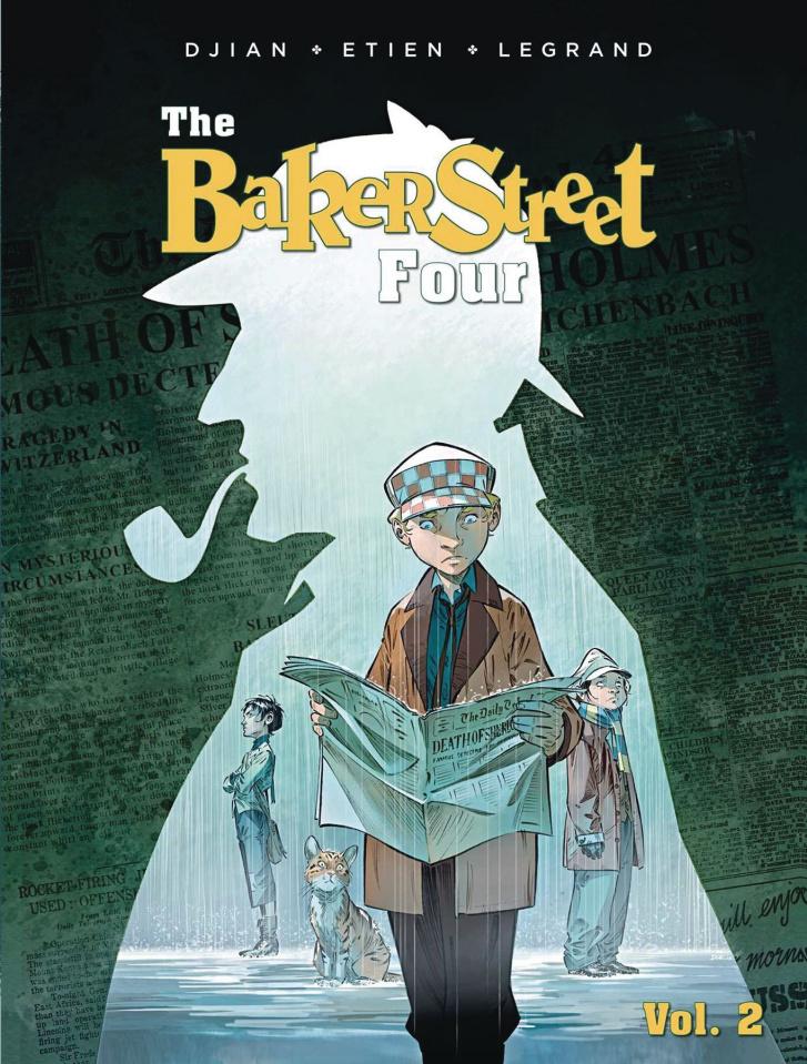 The Baker Street Four Vol. 2