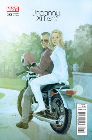 Uncanny X-Men #32 (Noto Cover)