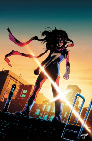 Ms. Marvel #36