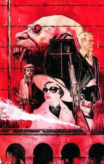 American Vampire: Lord of Nightmares #1
