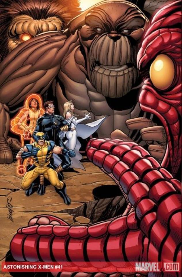 Astonishing X-Men #41