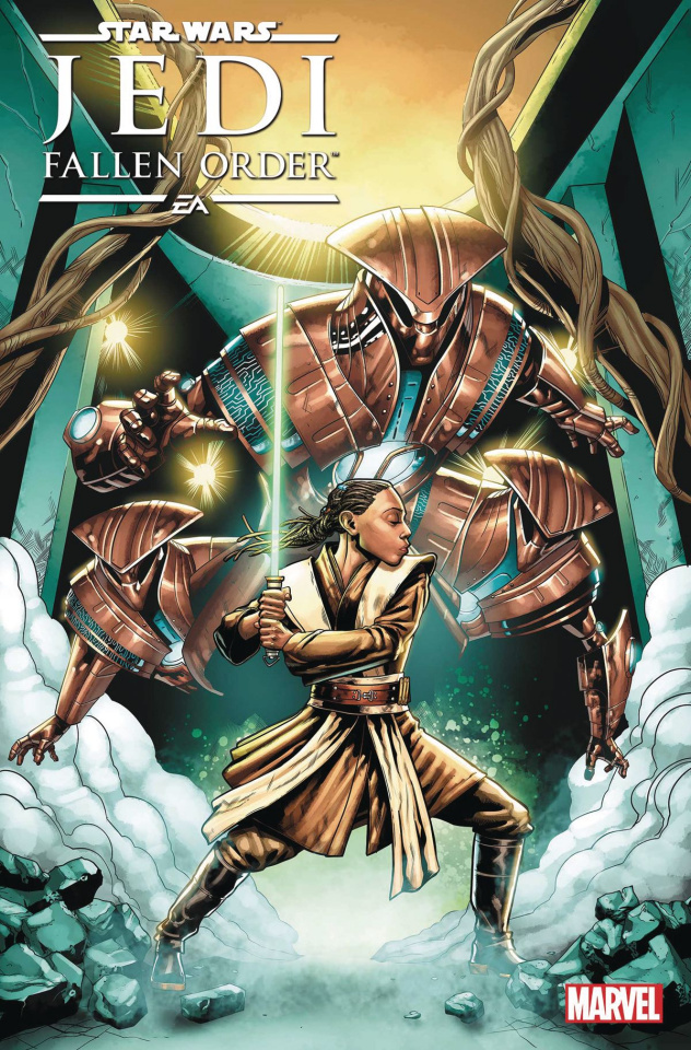 Star Wars: Jedi - Fallen Order, Dark Temple #4