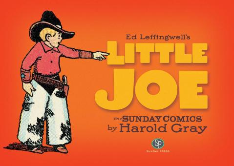 Little Joe: The Sunday Comics by Harold Gray