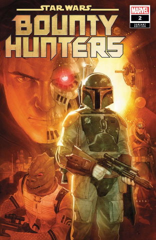 Star Wars: Bounty Hunters #2 (Noto Cover)