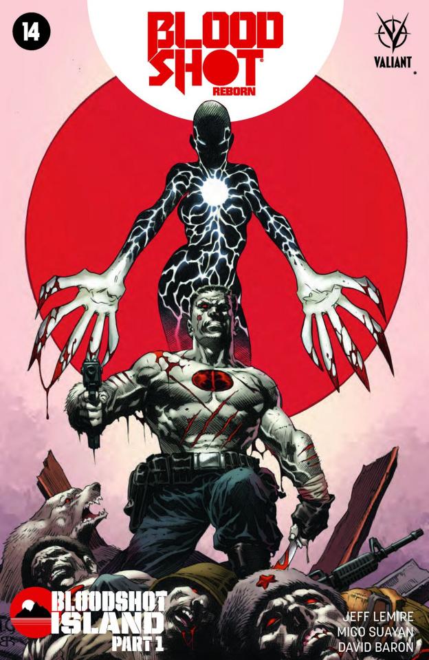 Bloodshot: Reborn #14 (2nd Printing)