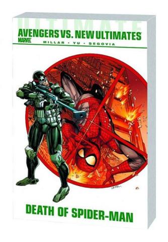 Ultimate Comics Avengers vs. New Ultimates: Death of Spiderman