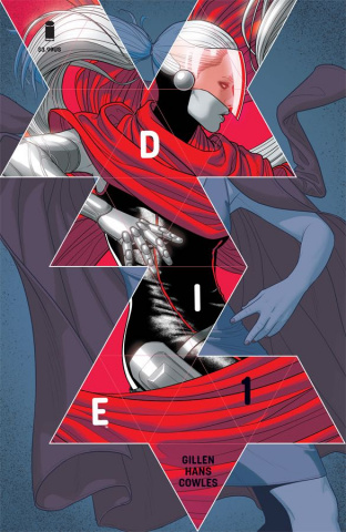 Die #1 (McKelvie Cover)