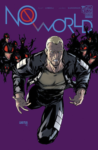 No World #1 (Cover B)