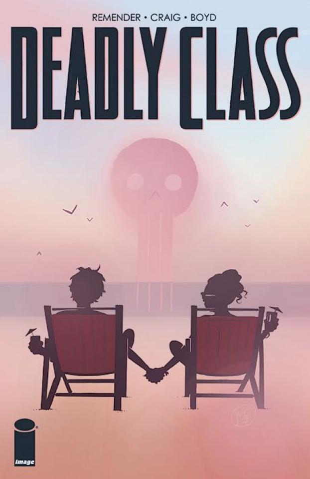 Deadly Class #28 (Craig & Boyd Cover)