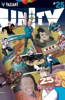 Unity #25 (Kano Cover)