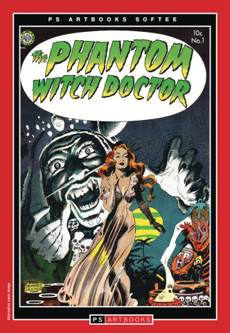 Beware Vol. 1: The Phantom Witch Doctor (Softee)