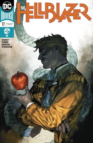 Hellblazer #17 (Variant Cover)