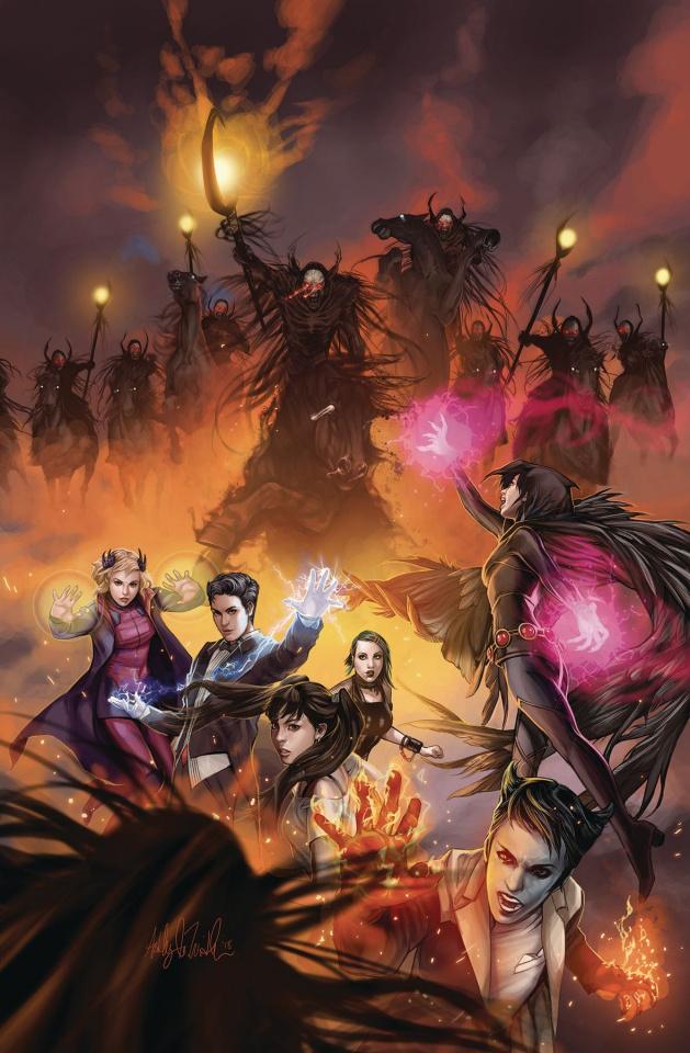 Raven: Daughter of Darkness #10