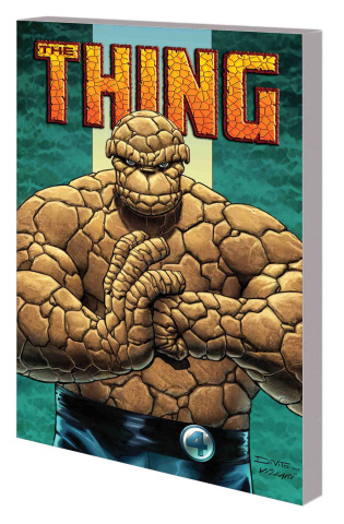 The Thing and Human Torch by Dan Slott