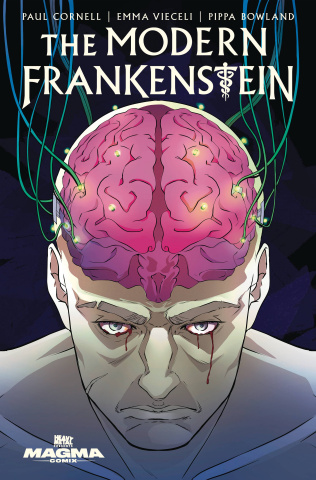 The Modern Frankenstein #3 (Vieceli & Bowland Cover)