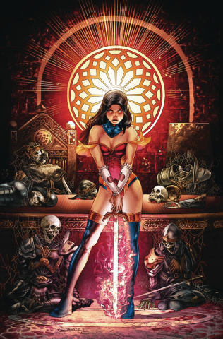 Grimm Fairy Tales #19 (Vigonte Cover)