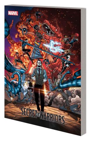 Secret Warriors Vol. 2: If Trouble Must Come