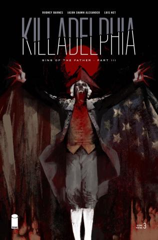 Killadelphia #3 (2nd Printing)