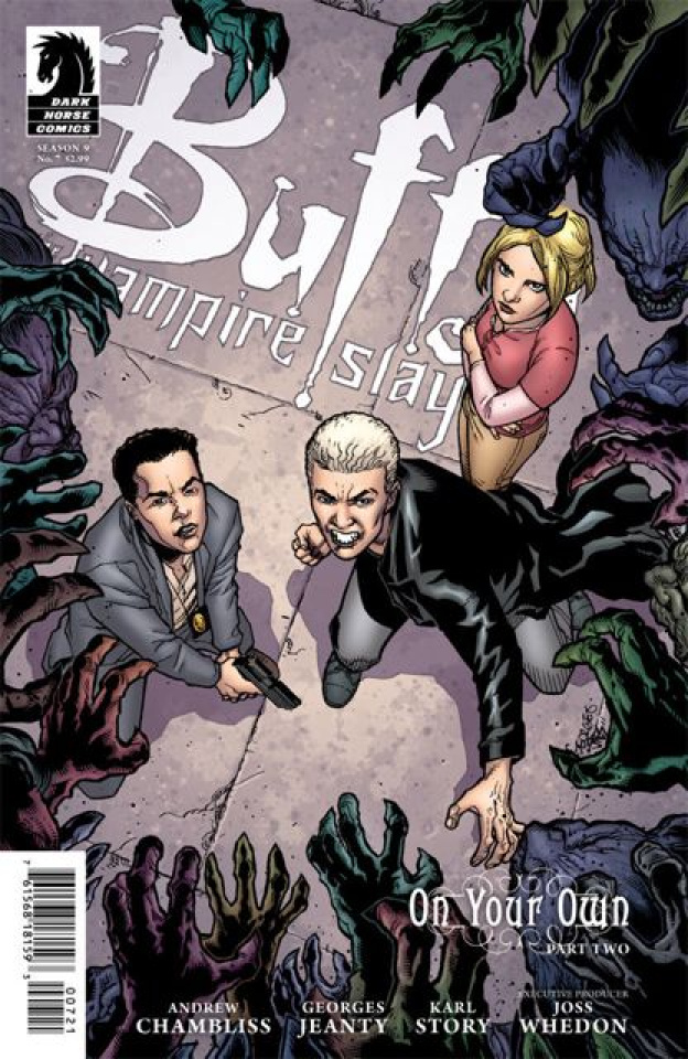 Buffy the Vampire Slayer, Season 9: Freefall #7 (Noto Cover)