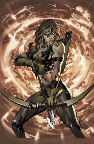 Grimm Fairy Tales: Robyn Hood - The Legend #1 (Lashley Cover)