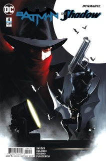 Batman / The Shadow #4 (Epting Cover)