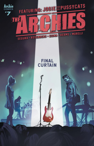 The Archies #7 (Staples Cover)
