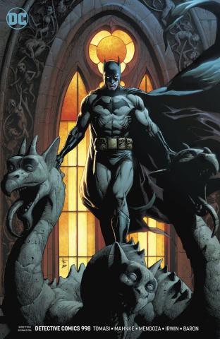 Detective Comics #998 (Variant Cover)