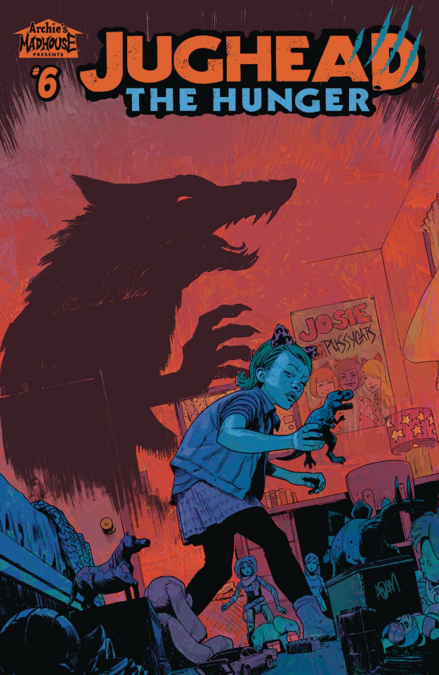 Jughead: The Hunger #6 (Gorham Cover)